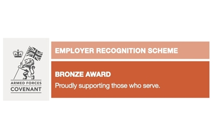 Armed Forces Employer Recognition Scheme Logo